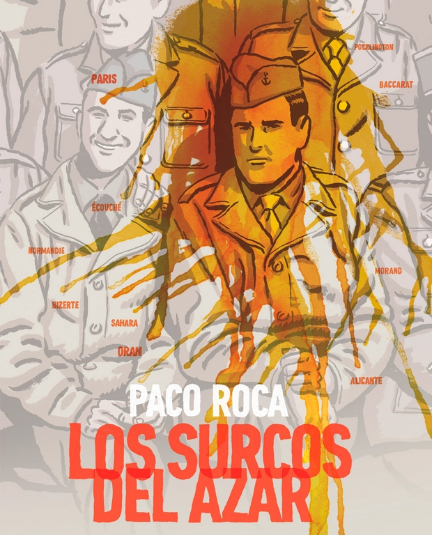 Los surcos del azar de Paco Roca