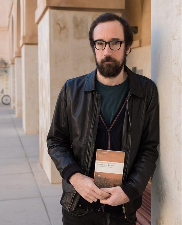 Escritor Regional Invitado Autores 2019 Premio Mandarache