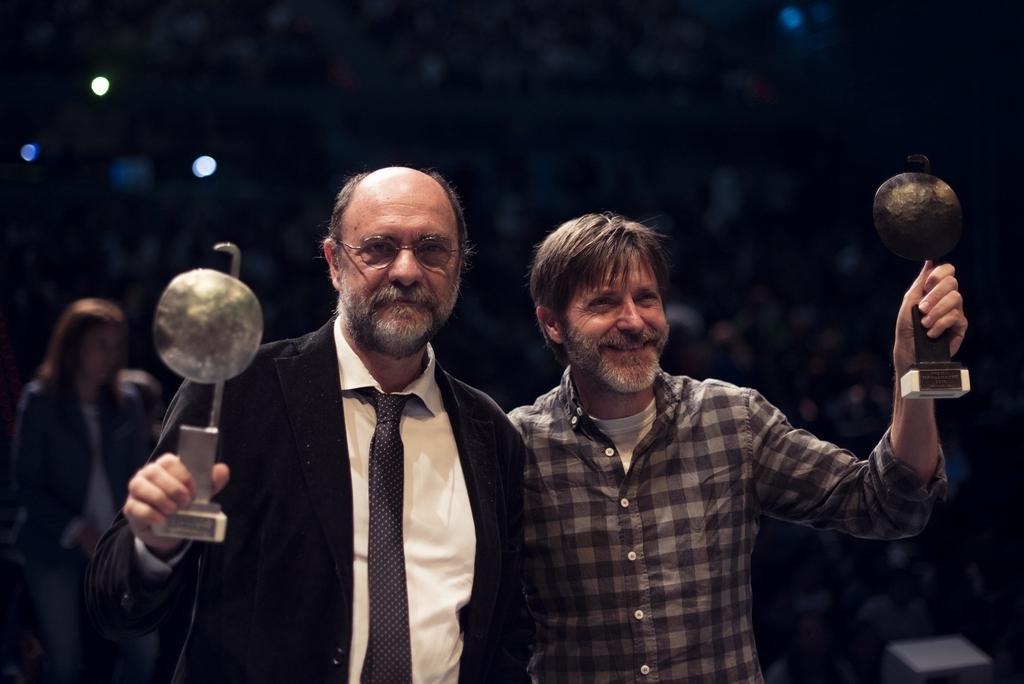 Ganadores Premios Mandarache Hache 2019