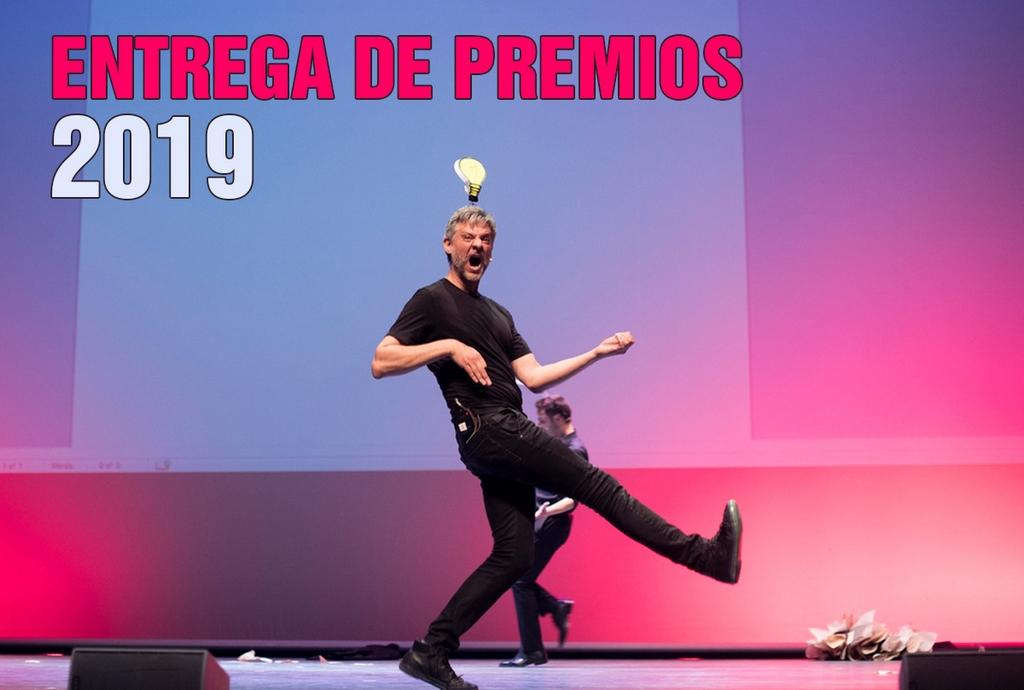 Banner Entrega de Premios 2019