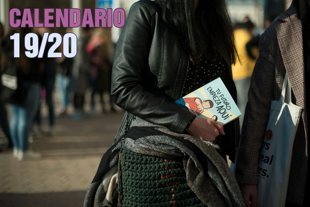 Destacados Calendario 2020
