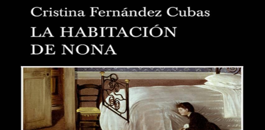 Imagen del libro del Finalista del Premio Mandarache - La habitación de Nona, de Cristina Fernández Cubas.