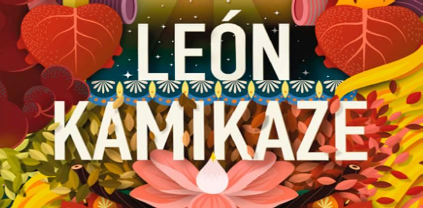 León Kamikaze - Álvaro García Hernández
