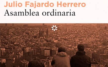Imagen del libro del Finalista del Premio Mandarache - Asamblea ordinaria, de Julio Fajardo Herrero.